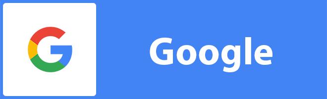 google signin button
